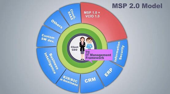 MSP 2.0 model