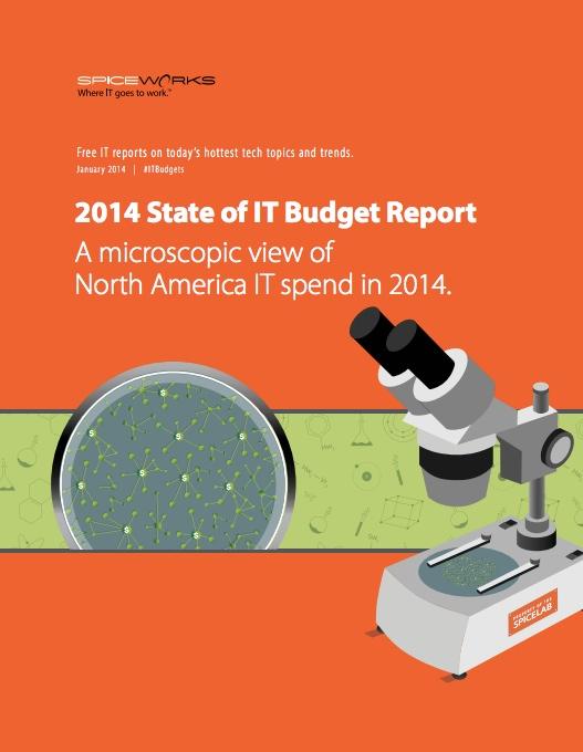 MSP IT budget report