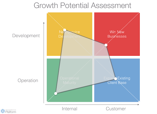 MSP growth potential assessment