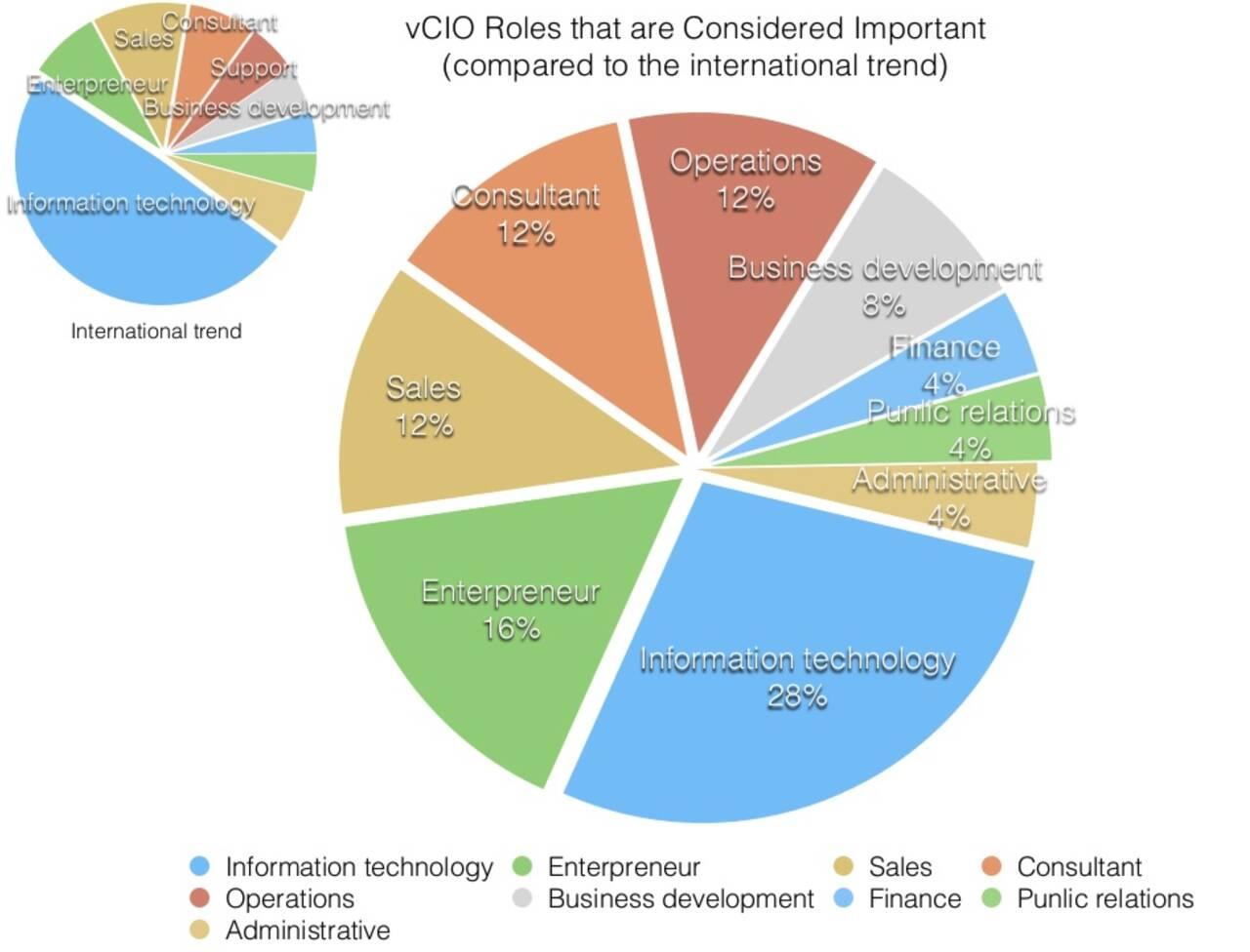 vCIO roles in Canada