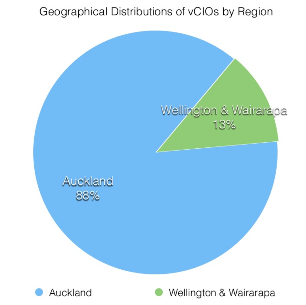 vCIOs in Auckland Wellington Wairarapa