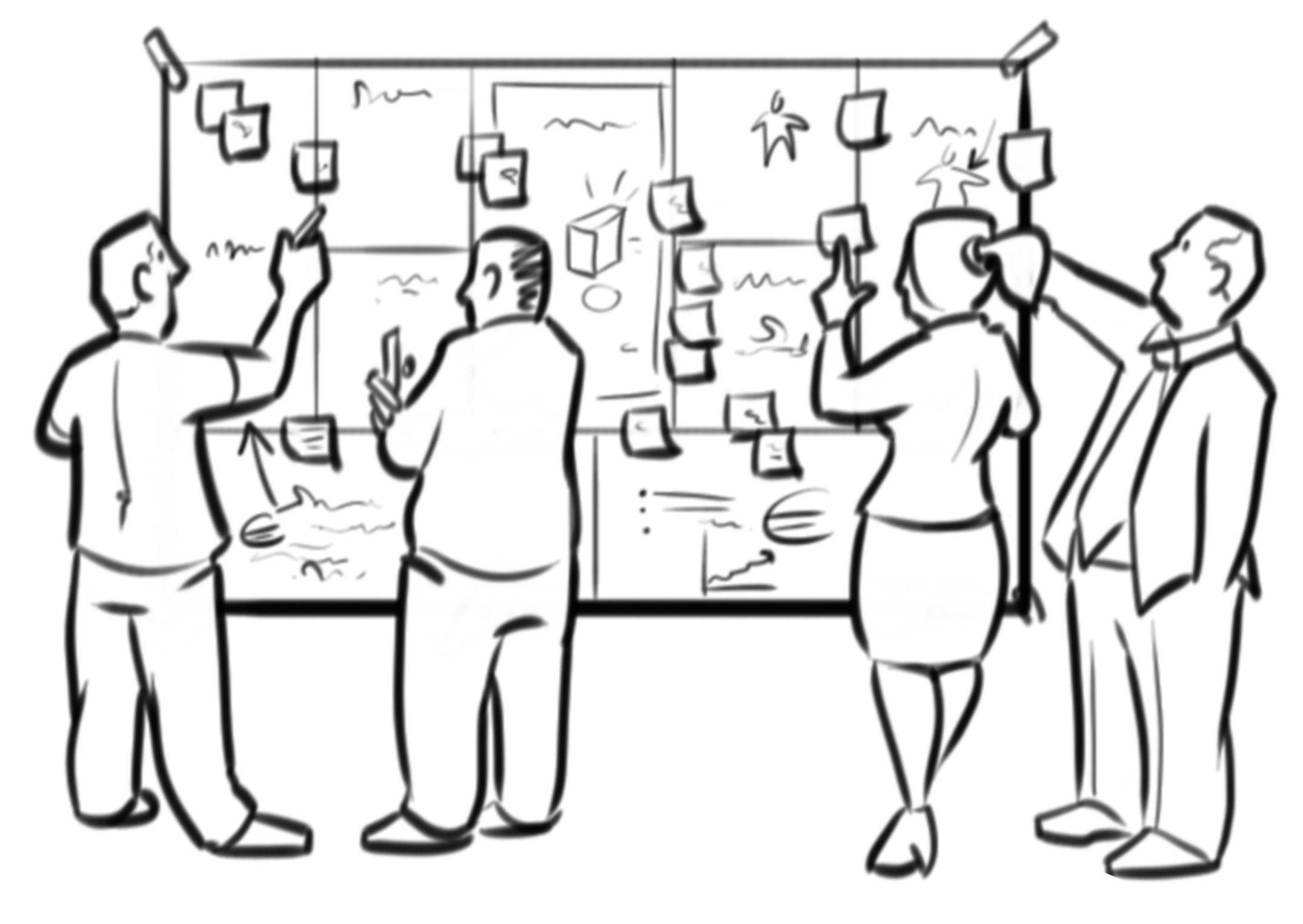 IT Business Model Canvas