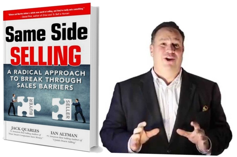 Break Your IT Sales Barriers with Ian Altman